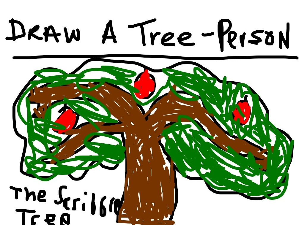 The Scribble Tree